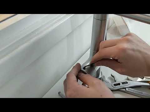 How To Change Filter Valve On Osmio Azzurra 3 Way Tap