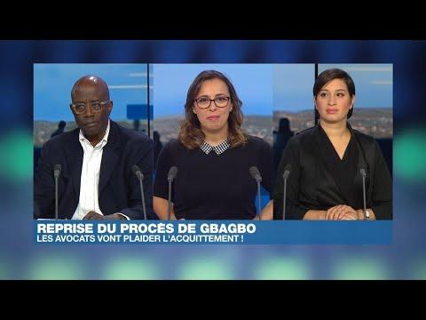 La CPI va statuer sur la demande d'acquittement de Laurent Gbagbo
