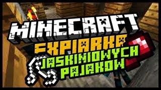 Minecraft: Jak zrobić wydajną expiarke (Pająki jaskiniowe)