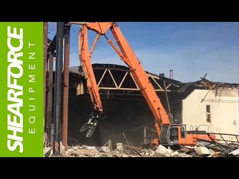 ShearForce Rotating Demolition