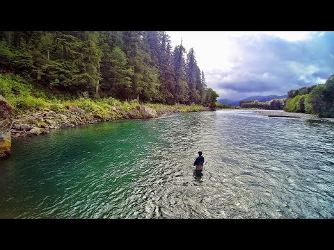 Olympic Peninsula Adventure :: DJI Drone 4K