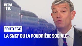 La SNCF ou la poudrière sociale