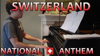 Download Switzerland Anthem - Piano Cover (World Cup 2014) MP3 song and Music Video