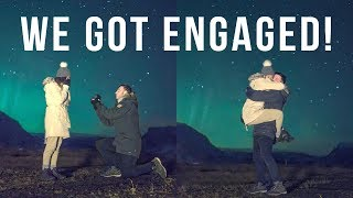 One of RoxxsaurusVlogs's most viewed videos: The PROPOSAL | ICELAND Part 1