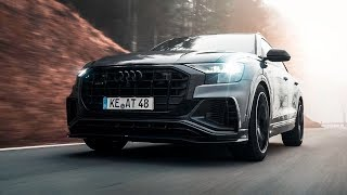 ABT Audi Q8 2019   Cinematic Car Video