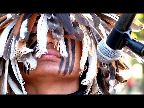 Live music of American Indians. Part 5, Five Spirits , Ecuador