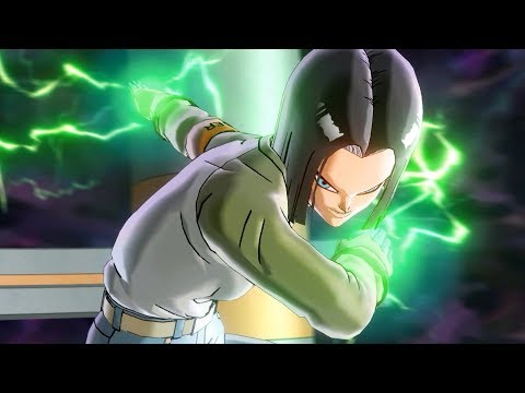 THE ULTIMATE ANDROID! RANGER ANDROID 17 MOVESET DLC 6 GAMEPLAY! | Dragon Ball Xenoverse 2