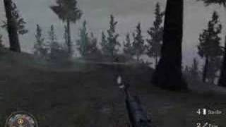 Call of Duty 2 Rangers Lead the Way part 2