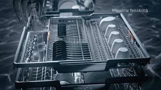 Miele Italia - Lavastoviglie G7000 con cestello FlexLine
