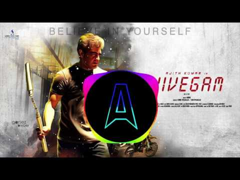 Vivegam - Surviva [Skyline Remix] | Anirudh Ravichander, Ajith Kumar, Siruthai Siva