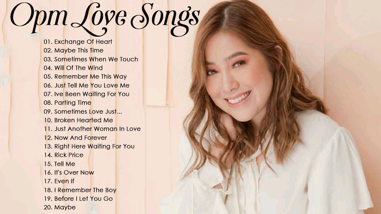 Pamatay Puso Hugot Love Songs New Collection 2018 - Top OPM Tagalog Love Songs 2018
