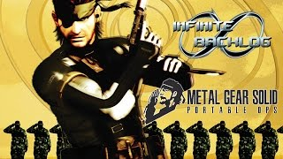 Metal Gear Solid: Portable Ops Review