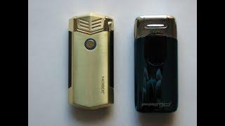 Обзор электроимпульсных (USB) зажигалок Jobon, Primo
