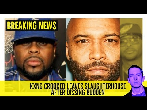 KXNG Crooked Leaves Slaughterhouse After Dissing Joe Budden's 'Loyalty' Last Week