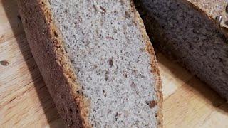Льняной хлеб.