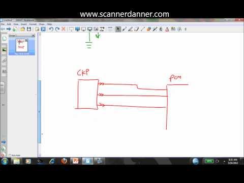 Hall effect cam/crank sensor operation and testing Part 2 (an SD Premium video)