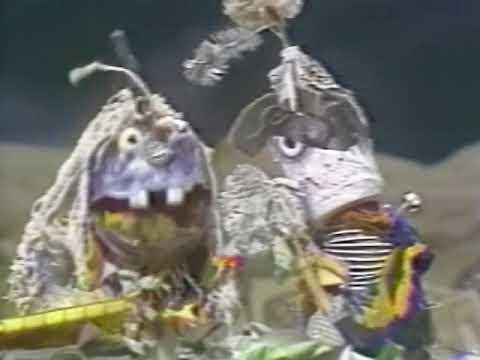 1973 Keep America Beautiful. Trash & Polution Puppets Show.