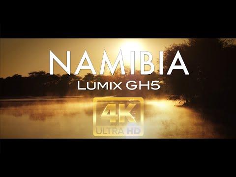 Panasonic GH5 (4K 422 10bits) WILD NAMIBIA