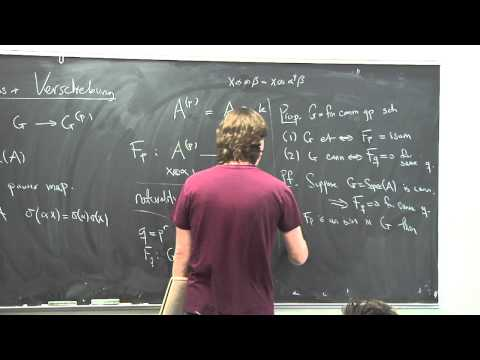 Math 679 / Lecture 6: Group schemes 2