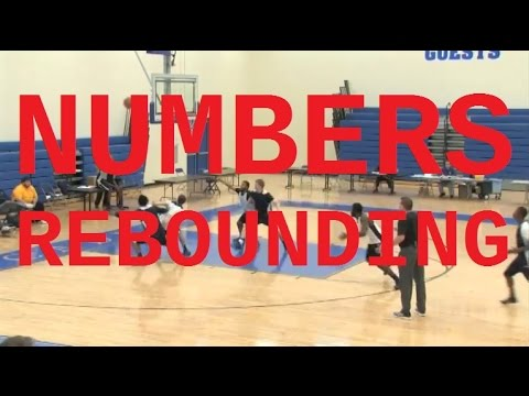 A Fun Rebounding Drill from Brian Wardle! - Basketball 2016 #65