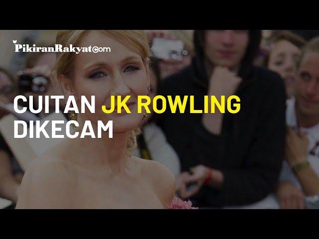 JK Rowling Dikecam Komunitas Terbesar Harry Potter Akibat Cuitannya