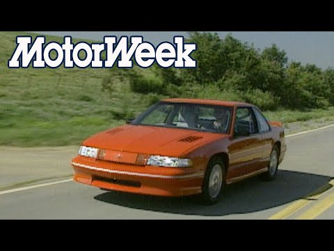 1991 Chevy Lumina Z34 | Retro Review