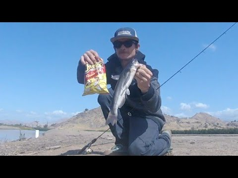 Hot Cheetos Fishing - Hooked Into A Giant