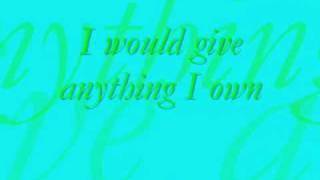 Everything I own - Aiza Seguerra