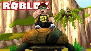 VERDEN AF SKILDPADDER! - Roblox Turtle Island