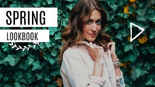 SPRING LOOKBOOK 2018 - OUTFIT IDEEN ❤
