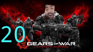 Gears of War Ultimate Edition Gameplay Part 20: KILLING A BRUMAK