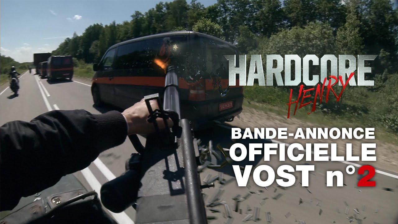 HARDCORE HENRY - Bande annonce officielle 2 - VOST