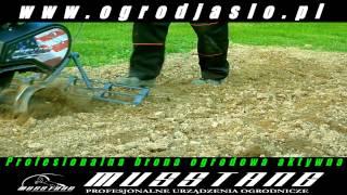 Glebogryzarka Musstang 5 Brona ogrodowa