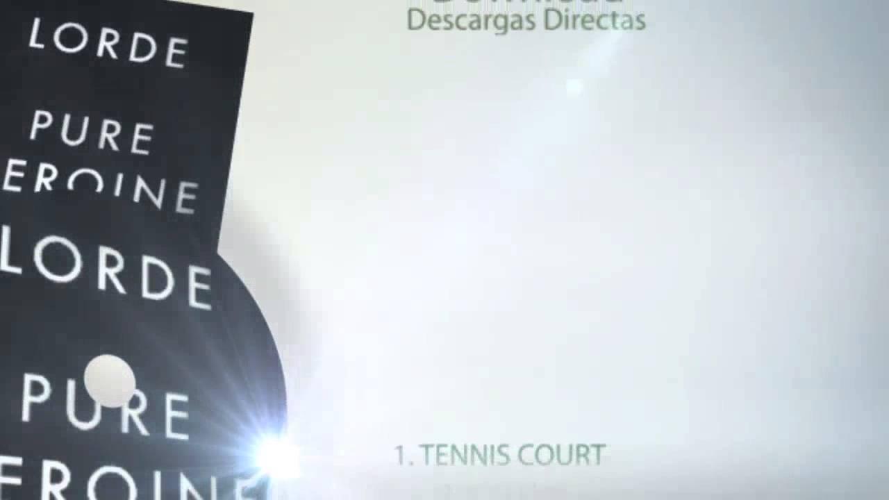 download music lorde tennis