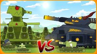 Бій з Левіафаном Мультики про танки