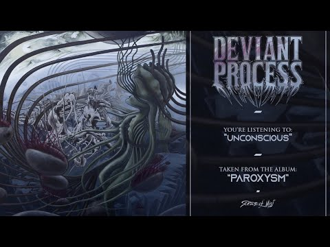 Deviant Process - Paroxysm (2016) full album