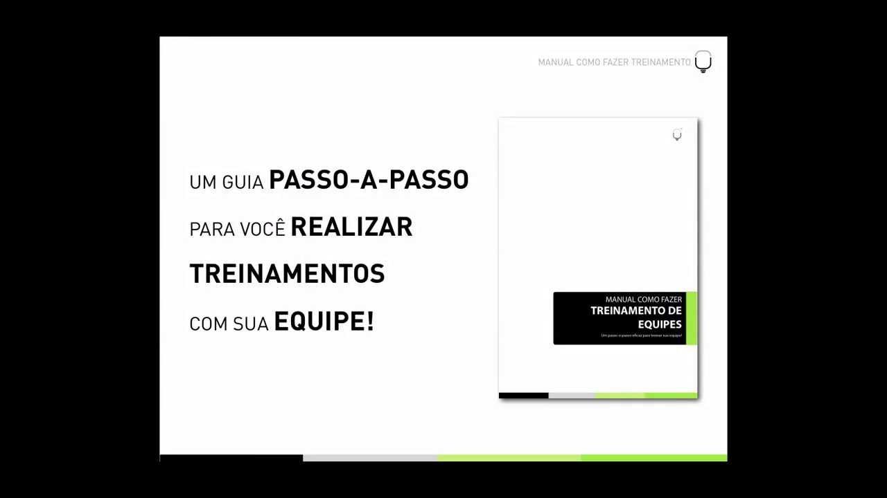 Como Fazer Treinamento Por Leandro Borges Da Www Luz Vc