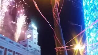 Campanadas  Puerta del Sol 2018