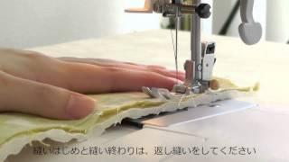 シカクおくるみの作り方   nunocoto
