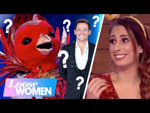 Is Joe Swash On The Masked Singer Series 2? Stacey & Jonathan Ross Have Their Say   Loose Women