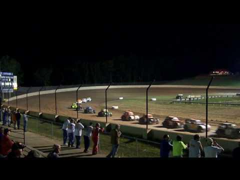 Charter Raceway Park 8-9-08 Legends A Main