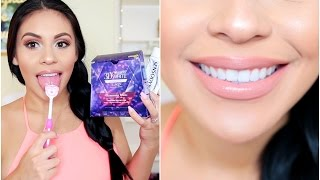 Oral Hygiene 101 | Avoiding Bad Breath + How I Whiten My Teeth | JuicyJas