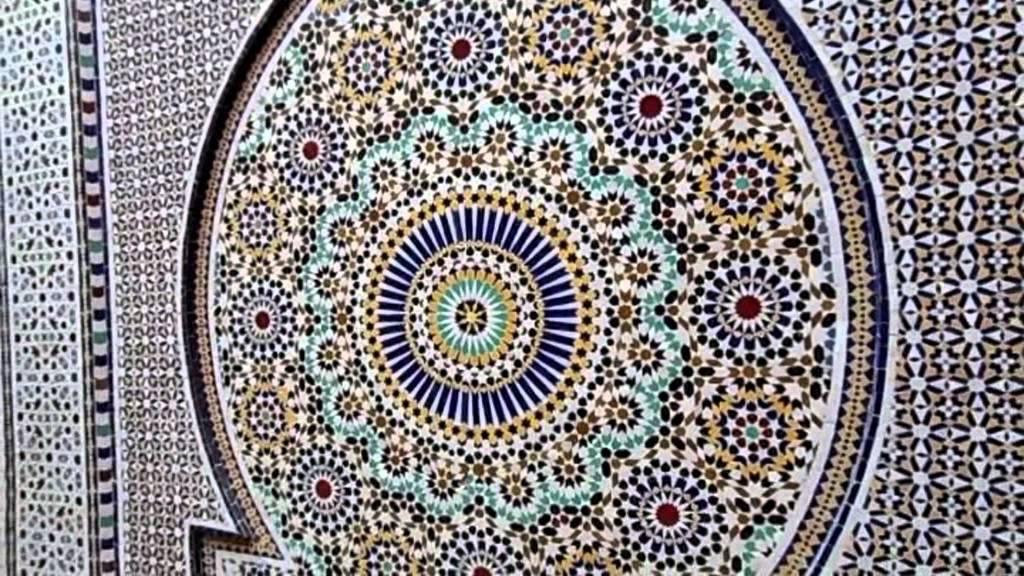 Moroccan Zillij الزليج Art Youtube