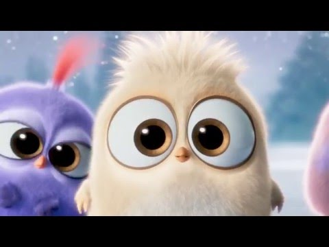 """Phim """"Angry Birds"""" Các Bé Chim Non Hát Mừng Giáng Sinh"""