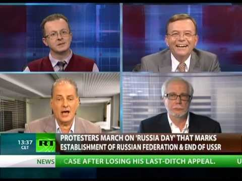 CrossTalk: Putin & The Protests