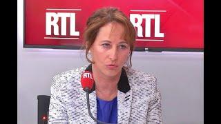 Ségolène Royal était l'invitée de RTL