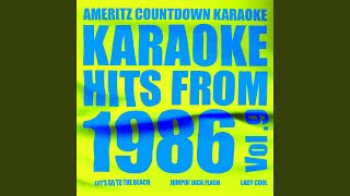 Keine Sterne in Athen (In the Style of Stephan Remmler) (Karaoke Version)