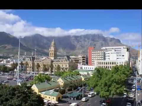 Cape Town : South Africa- DJ Kent  - Spin my world around