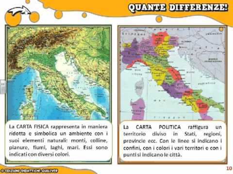 Geografia Classe 3 Il Mondo Visto Dallalto Youtube