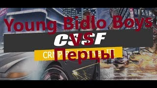 CRMPRP.RU | Server Three CSSF2 1/2 финала Young Bidlo Boys vs Перцы